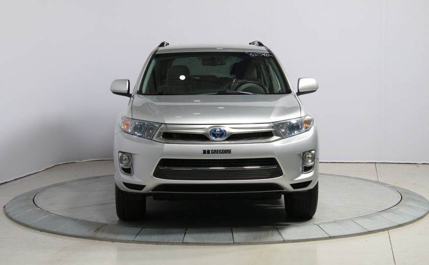 2013 Toyota Highlander 4WD AUTO A/C GR ELECT MAGS BLUETOOTH 7PASSAGERS #1