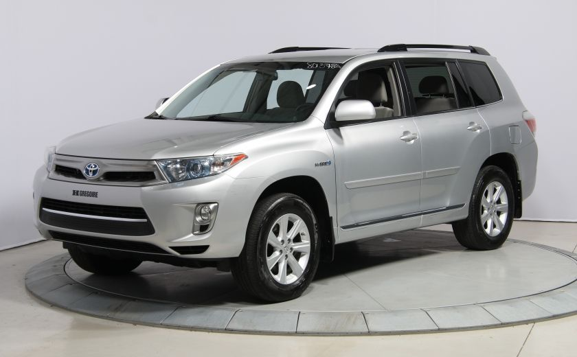 2013 Toyota Highlander 4WD AUTO A/C GR ELECT MAGS BLUETOOTH 7PASSAGERS #2