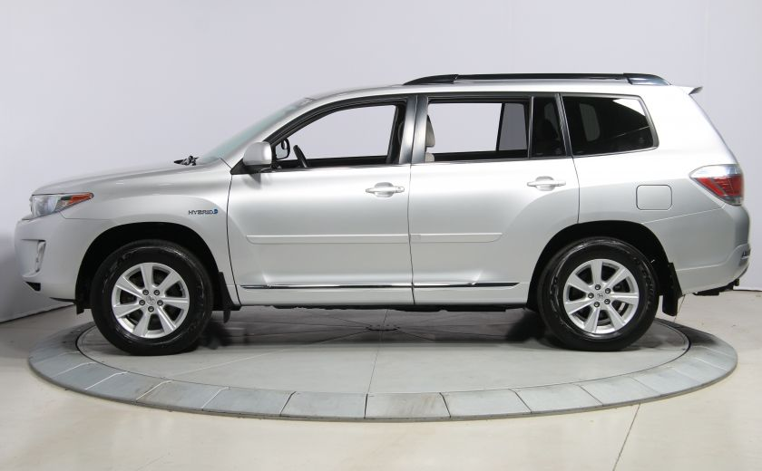 2013 Toyota Highlander 4WD AUTO A/C GR ELECT MAGS BLUETOOTH 7PASSAGERS #3