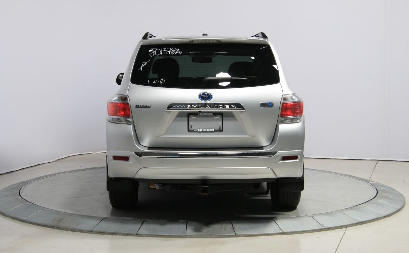 2013 Toyota Highlander 4WD AUTO A/C GR ELECT MAGS BLUETOOTH 7PASSAGERS #5