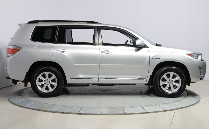 2013 Toyota Highlander 4WD AUTO A/C GR ELECT MAGS BLUETOOTH 7PASSAGERS #7