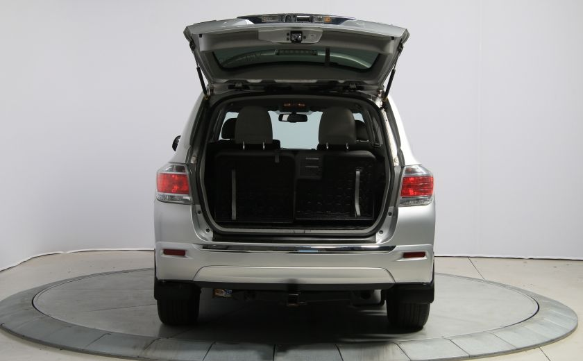 2013 Toyota Highlander 4WD AUTO A/C GR ELECT MAGS BLUETOOTH 7PASSAGERS #31