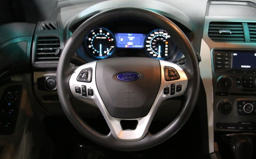 2014 Ford Explorer Base 4WD AUTO A/C GR ELECT MAGS BLUETOOTH #15