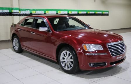 2011 Chrysler 300 Limited AUTO A/C CUIR TOIT PANO MAGS CHROME à Sept-Îles