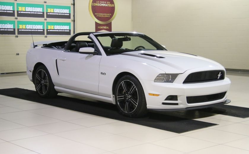 2014 Ford Mustang GT A/C GR ELECT TOIT MOU MAGS BLUETOOTH #0