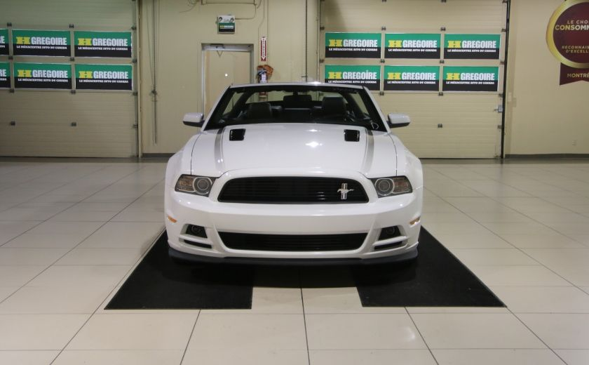 2014 Ford Mustang GT A/C GR ELECT TOIT MOU MAGS BLUETOOTH #1
