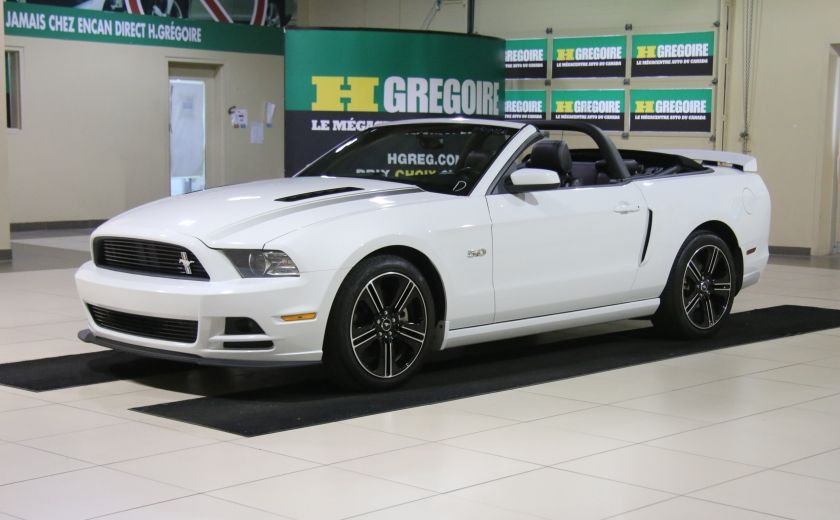 2014 Ford Mustang GT A/C GR ELECT TOIT MOU MAGS BLUETOOTH #2
