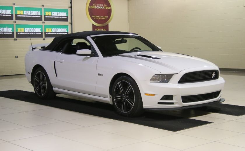 2014 Ford Mustang GT A/C GR ELECT TOIT MOU MAGS BLUETOOTH #8