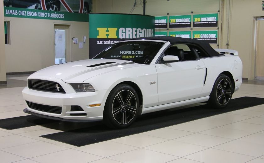 2014 Ford Mustang GT A/C GR ELECT TOIT MOU MAGS BLUETOOTH #9