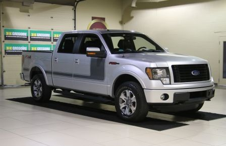 2012 Ford F150 FX4 4WD AUTO A/C CUIR MAGS BLUETOOTH à Longueuil