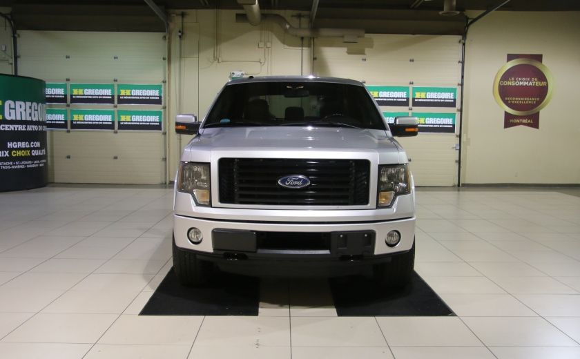 2012 Ford F150 FX4 4WD AUTO A/C CUIR MAGS BLUETOOTH #1