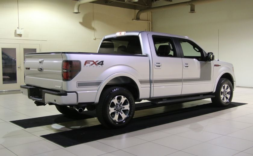 2012 Ford F150 FX4 4WD AUTO A/C CUIR MAGS BLUETOOTH #6