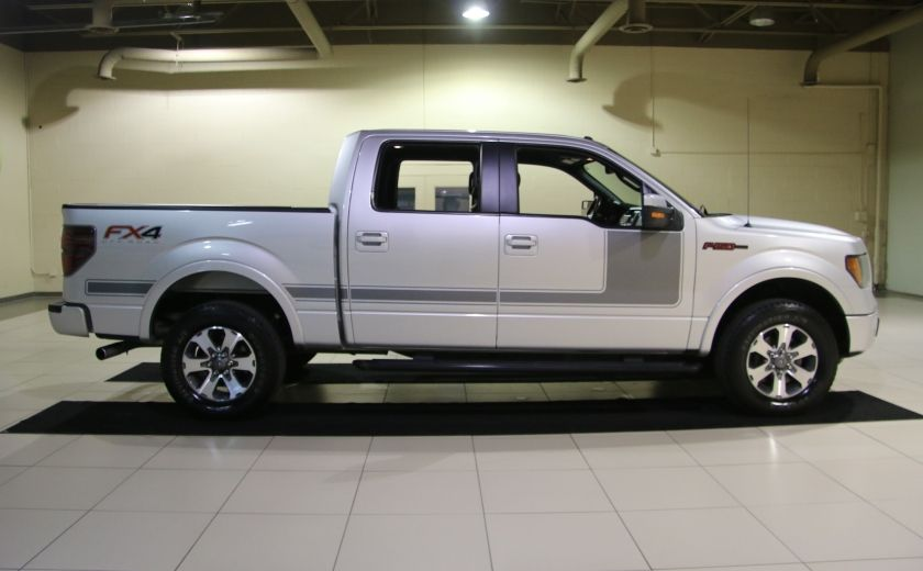 2012 Ford F150 FX4 4WD AUTO A/C CUIR MAGS BLUETOOTH #7