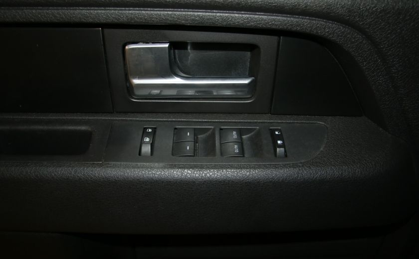 2012 Ford F150 FX4 4WD AUTO A/C CUIR MAGS BLUETOOTH #10