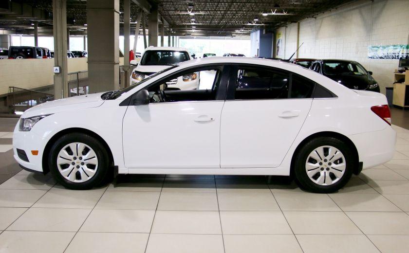 2012 Chevrolet Cruze LS A/C #3