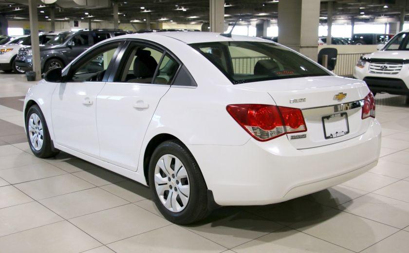 2012 Chevrolet Cruze LS A/C #4