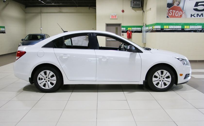 2012 Chevrolet Cruze LS A/C #7