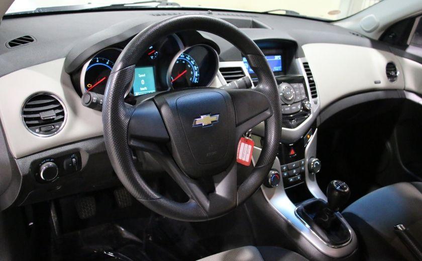 2012 Chevrolet Cruze LS A/C #8