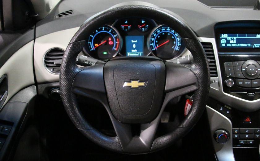 2012 Chevrolet Cruze LS A/C #13