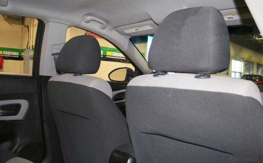 2012 Chevrolet Cruze LS A/C #19