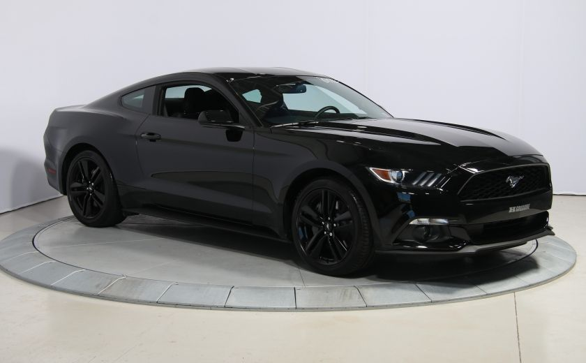 2015 Ford Mustang EcoBoost A/C GR ELECT MAGS BLUETOOTH #0