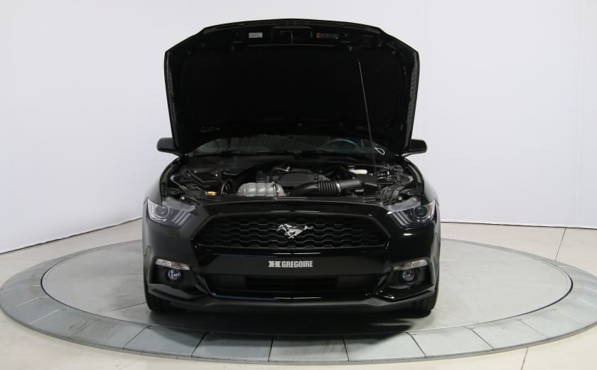 2015 Ford Mustang EcoBoost A/C GR ELECT MAGS BLUETOOTH #25