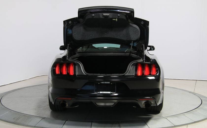 2015 Ford Mustang EcoBoost A/C GR ELECT MAGS BLUETOOTH #26