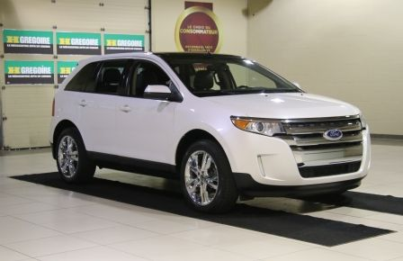 2013 Ford EDGE SEL AUTO A/C CUIR TOIT MAGS in Blainville