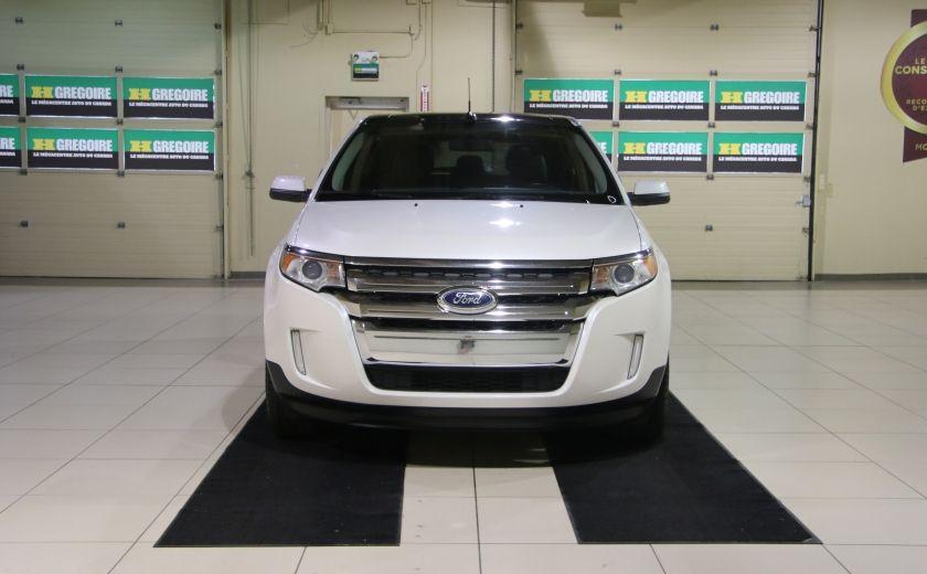 2013 Ford EDGE SEL AUTO A/C CUIR TOIT MAGS #1