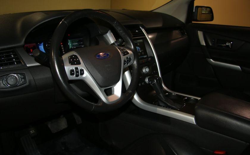 2013 Ford EDGE SEL AUTO A/C CUIR TOIT MAGS #7