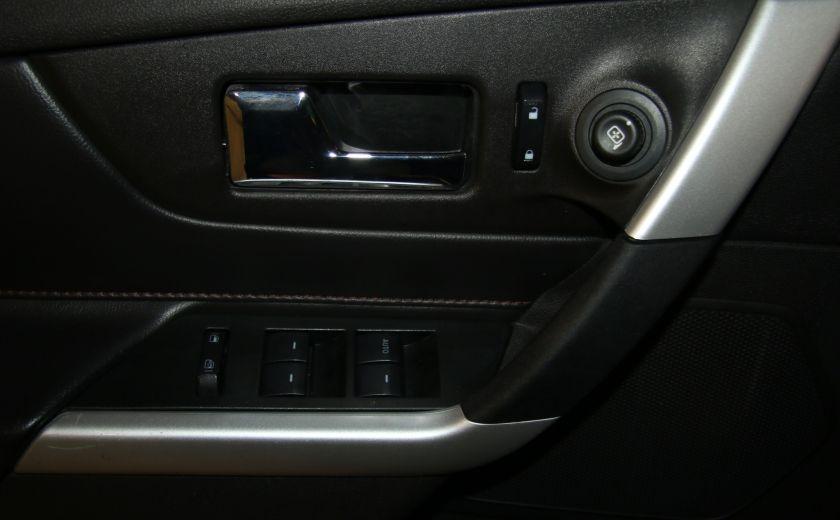 2013 Ford EDGE SEL AUTO A/C CUIR TOIT MAGS #9