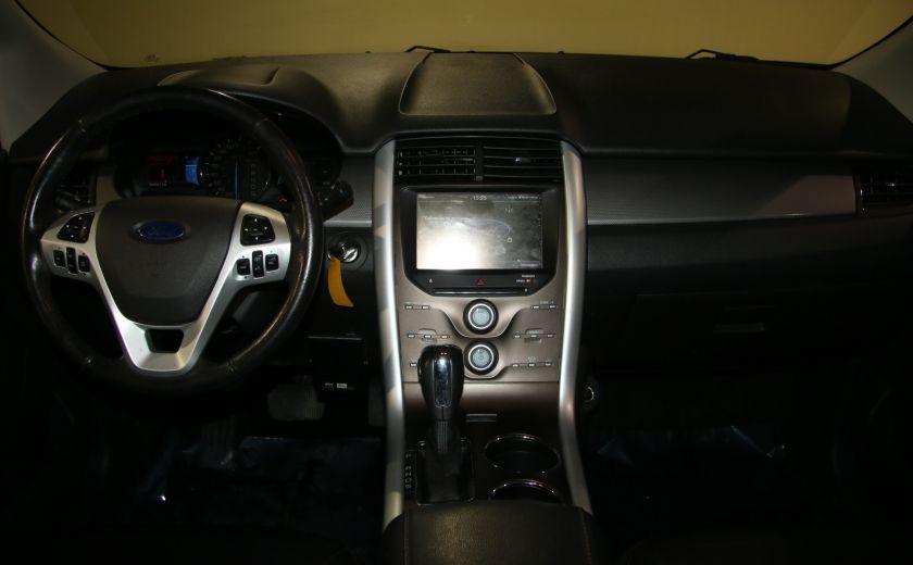 2013 Ford EDGE SEL AUTO A/C CUIR TOIT MAGS #12