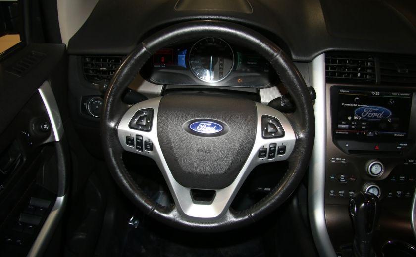 2013 Ford EDGE SEL AUTO A/C CUIR TOIT MAGS #14