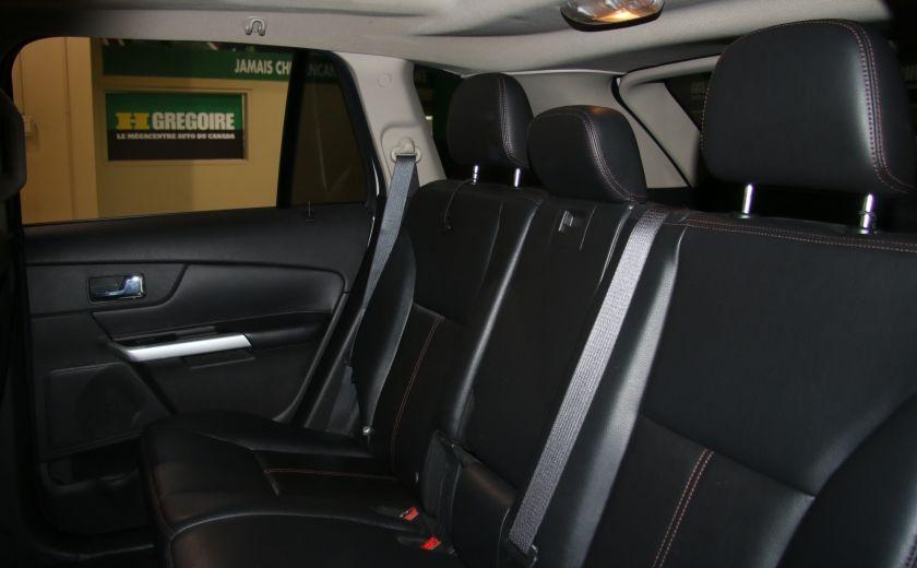 2013 Ford EDGE SEL AUTO A/C CUIR TOIT MAGS #21