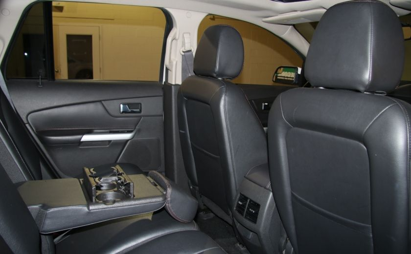2013 Ford EDGE SEL AUTO A/C CUIR TOIT MAGS #22
