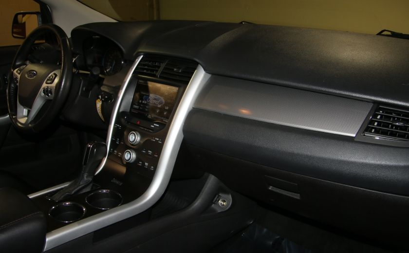 2013 Ford EDGE SEL AUTO A/C CUIR TOIT MAGS #24