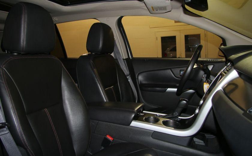 2013 Ford EDGE SEL AUTO A/C CUIR TOIT MAGS #26