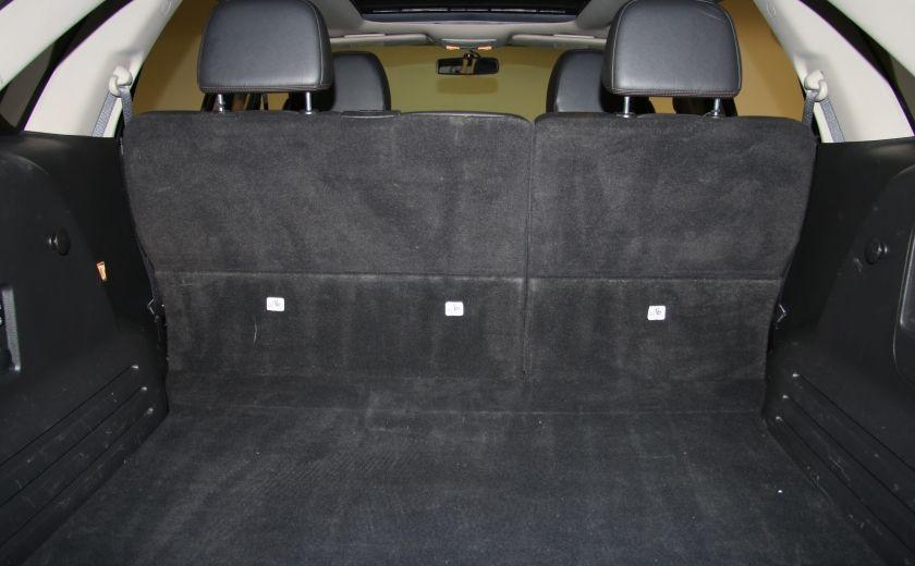 2013 Ford EDGE SEL AUTO A/C CUIR TOIT MAGS #30