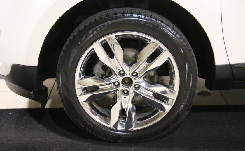 2013 Ford EDGE SEL AUTO A/C CUIR TOIT MAGS #33