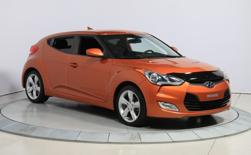 2013 Hyundai Veloster AUTO A/C GR ELECT MAGS CAM.RECUL #0