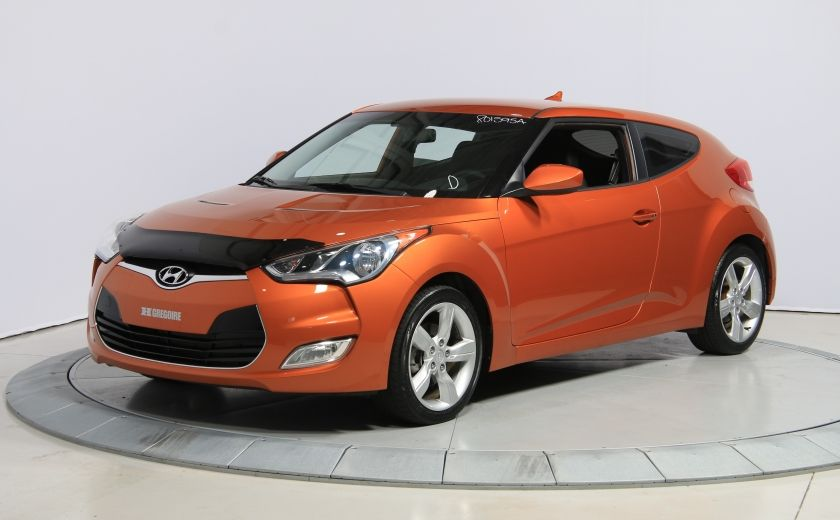 2013 Hyundai Veloster AUTO A/C GR ELECT MAGS CAM.RECUL #2
