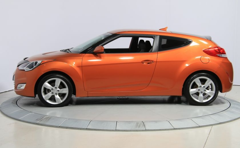 2013 Hyundai Veloster AUTO A/C GR ELECT MAGS CAM.RECUL #3