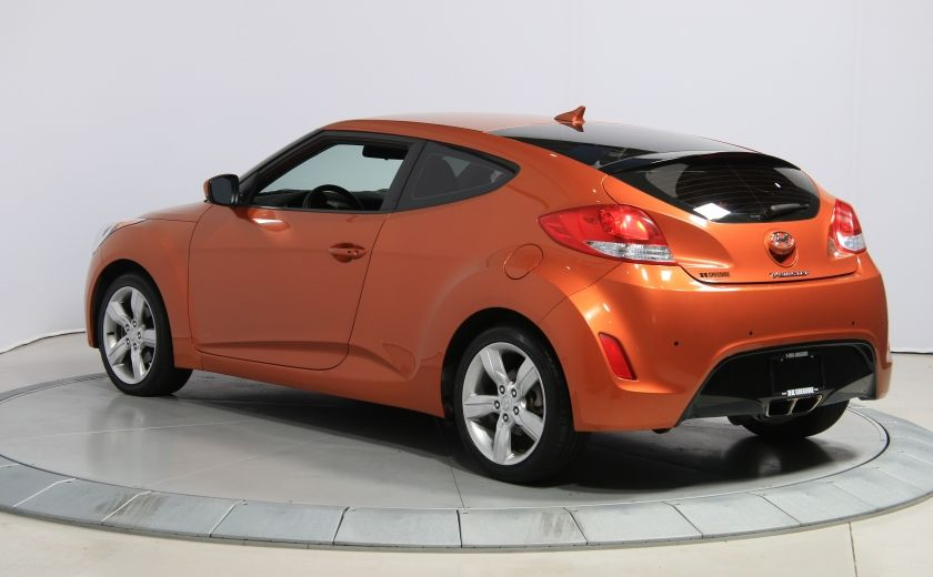 2013 Hyundai Veloster AUTO A/C GR ELECT MAGS CAM.RECUL #4