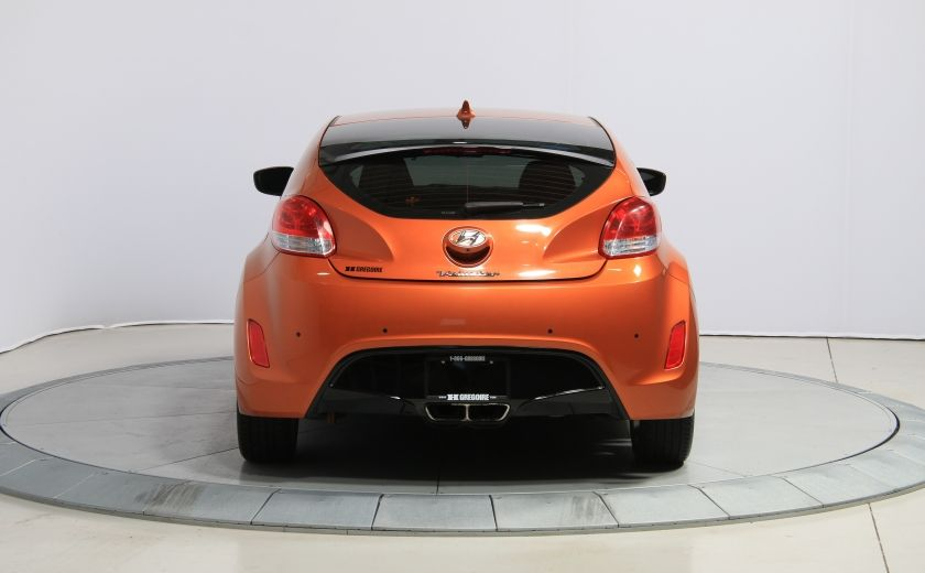 2013 Hyundai Veloster AUTO A/C GR ELECT MAGS CAM.RECUL #5