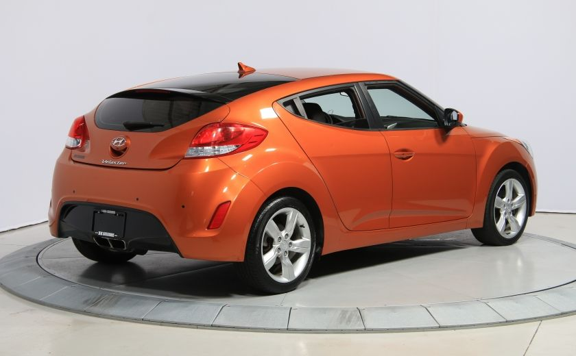 2013 Hyundai Veloster AUTO A/C GR ELECT MAGS CAM.RECUL #6
