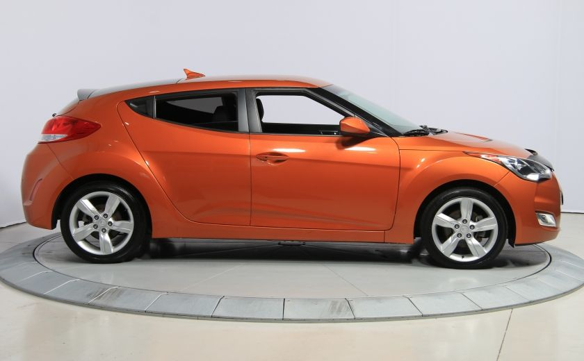 2013 Hyundai Veloster AUTO A/C GR ELECT MAGS CAM.RECUL #7