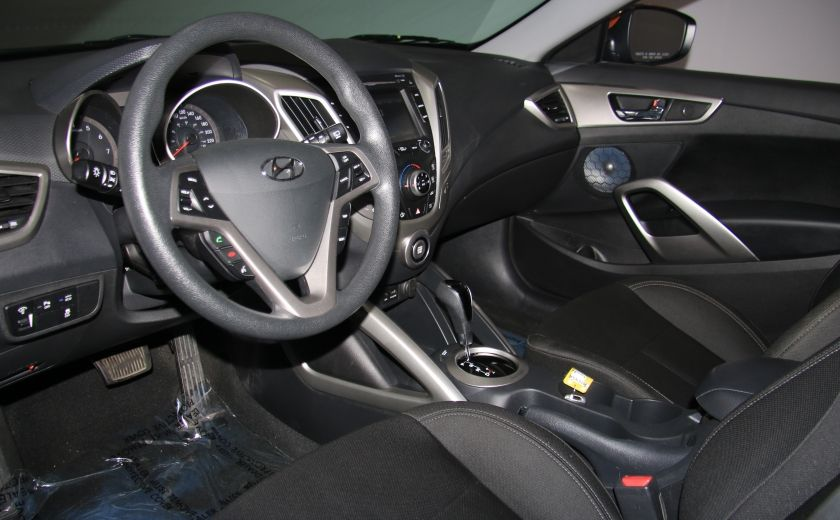 2013 Hyundai Veloster AUTO A/C GR ELECT MAGS CAM.RECUL #8