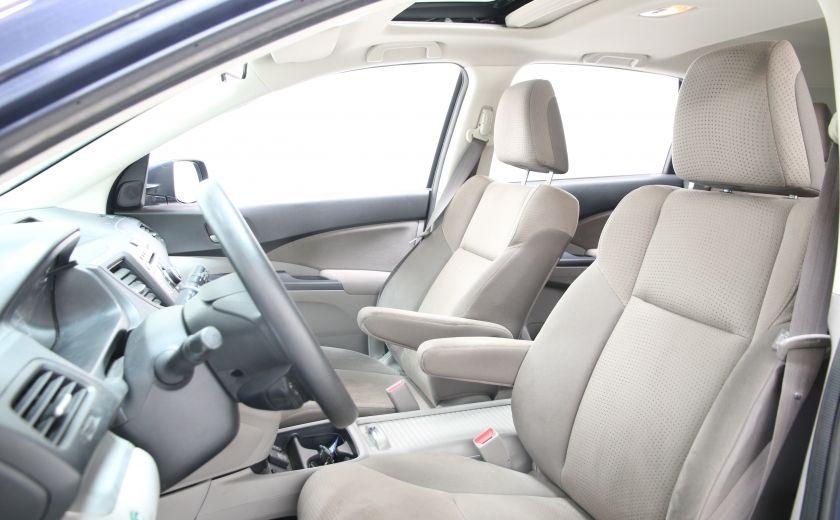 2014 Honda CRV EX AWD AUTO A/C TOIT MAGS BLUETHOOT #9