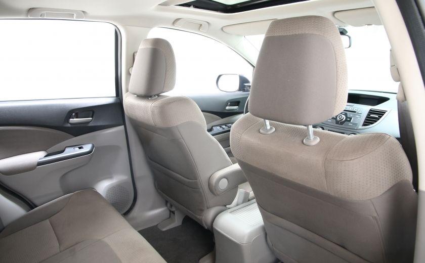 2014 Honda CRV EX AWD AUTO A/C TOIT MAGS BLUETHOOT #17