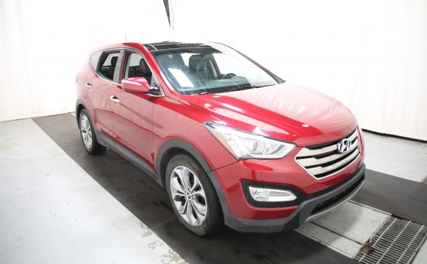 2013 Hyundai Santa Fe SE 2.0 TURBO AWD CUIR TOIT PANO #0